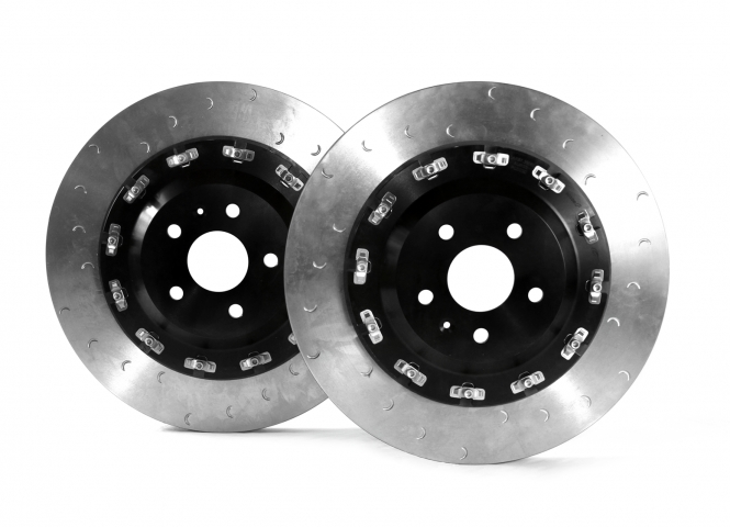 Revo Audi Rs3 8v Brake Disc Upgrade